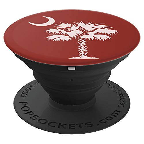 - Gamecock SC Spirit Team Colors Teen Men Women Perfect Gift - PopSockets Grip and Stand for Phones and Tablets