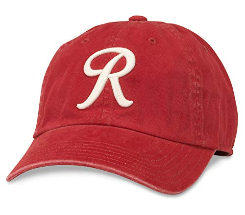 American Needle New Raglin MiLB Seattle Rainiers Baseball Dat Hat (36670A-SER-DKRD)