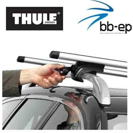 Thule 757&961 Premium Dachträger Komplettsystem