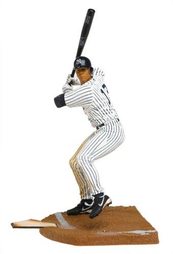McFarlane Toys MLB Sports Picks Series 11 Action Figure Alex Rodriguez (New York Yankees) White - Alex Figure Rodriguez