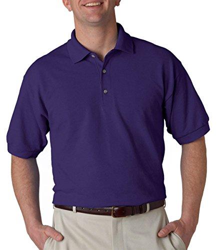 Gildan Mens Collar Pique Shirt