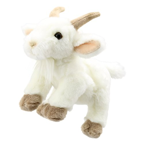 The Puppet Company Full-Bodied Animal  Hand Puppets Goat