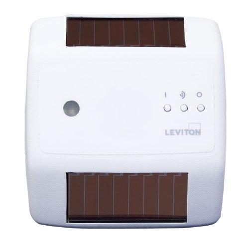 Leviton WSCPC-W LevNet RF Self-Powered Light Sensor