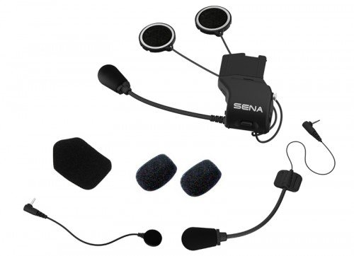 Sena Bluetooth 20S-A0202 Universal Helmet Clamp Kit with Microphones SEOJC