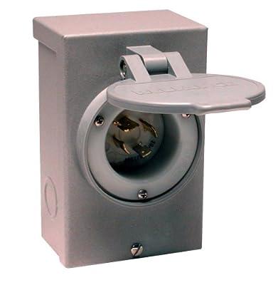 Reliance Controls PB30 Power Inlet Box