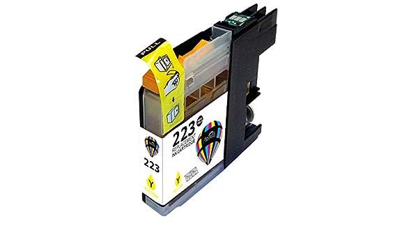 Cartuchos de tinta compatibles hermano Pictech DCP-J4120DW A3 ...