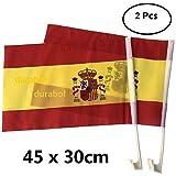 Lampa 98896 Bandera Luminosa, España: Amazon.es: Coche y moto