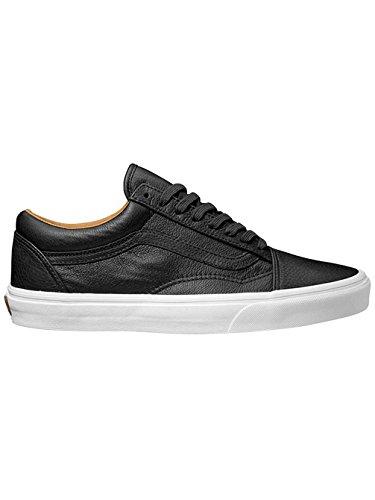 Basses Sneakers Noir Premium Vans Leathe Negro Homme RSwfO5q