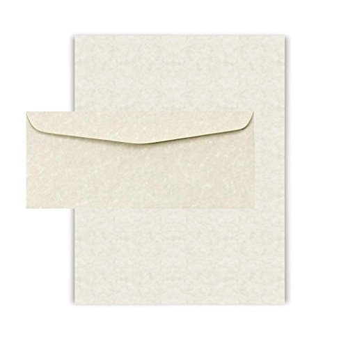 ing Stationary Parchment Paper and Matching Envelopes Set Printer Friendly ()