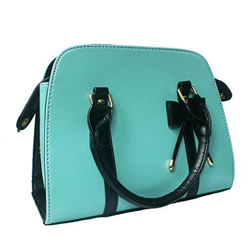 Fendii - Bolso de tela para mujer, verde (Verde) - 04N754813U1 Verde