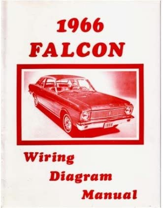 [DIAGRAM_4FR]  Amazon.com: 1966 FORD FALCON Wiring Diagrams Schematics: Everything Else | 1966 Ford Falcon Wiring |  | Amazon.com