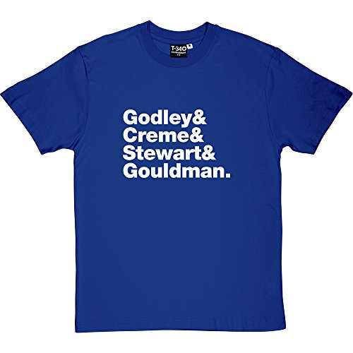 T34 - Camiseta Royal Blue Men's T-Shirt