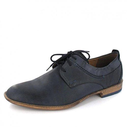 Zapatos grises con cordones Wolky Rock para hombre n3CcbV