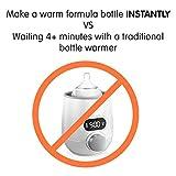 Baby Brezza Instant Warmer - Instantly Dispenses