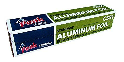 commercial aluminum foil - 8