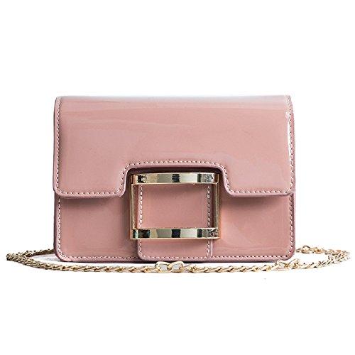 Shoulder Girl Shoulder Bag Pink Woman Small Zhrui Shoulder Tote Color Bag Bag Woman White 0AvxawTq