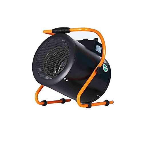 Sunny 5Kw Industrial Calentador De Espacios 380V 5000W Termostato del Calentador Controlado Taller Ventilador, IPX4...