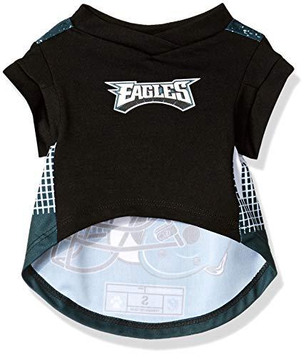 Littlearth NFL Philadelphia Eagles Pet Performance Tee Shirt