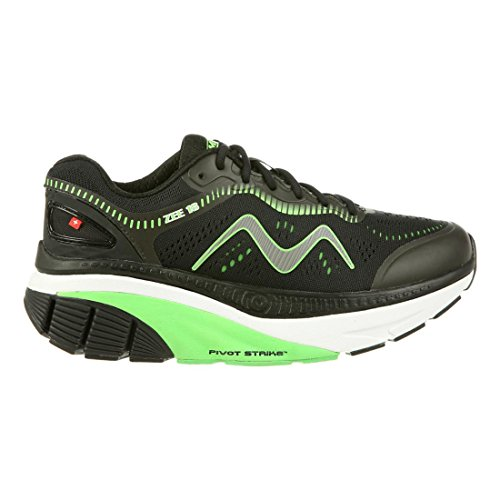 Blue Light Zee MBT Black Women's 18 vwg80P7nq