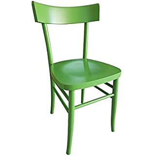 Sedie In Legno Colorate. Simple Sedia Milano Stripes Rosso Lilla E ...
