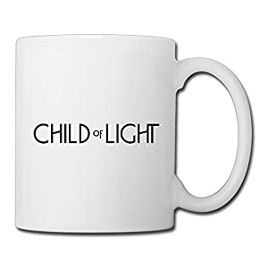 Christina Child Of Light Logo Ceramic Coffee Mug Tea Cup White