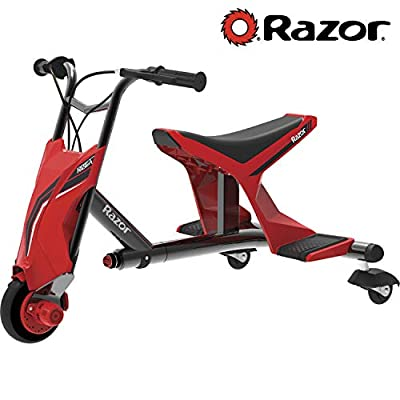 Razor Drift Rider - Red/Black : Sports & Outdoors