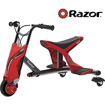 Amazon.com: BLITZART APEX - Patinete eléctrico de triciclo ...