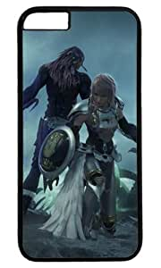 Lightning and caius final fantasy xii Customizable iphone 6 Case by icasepersonalized by mcsharks