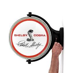 Liberty Classics Shelby Cobra with Signature Revolving Wall Light