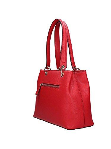 main Cabas HWVG6691360 Femme portés Rouge Guess Sacs Kamryn q7vFxwFXUP