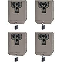 Stealth Cam P Series Game Camera Security & Bear-Proof Box, 4 Pack | STC-BBP12