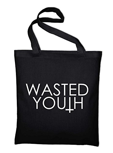 Youth Bag Wasted In Bag Cloth Punk nbsp; Jute Bag zFFwx76q