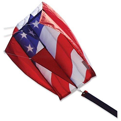 Parafoil 2 Kite - Patriotic by Premier Kites