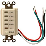 Woods 59720 30-Minute Automatic Wall Switch Timer (Light Almond)