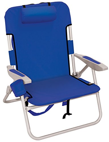 ckpack Chair, Blue (Big Boy Chair)