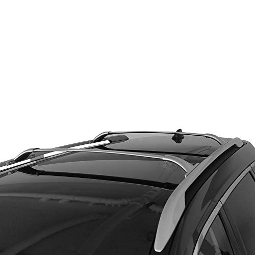 AUXMART Roof Rack Cross Bars for 2014-2018 Nissan Rogue