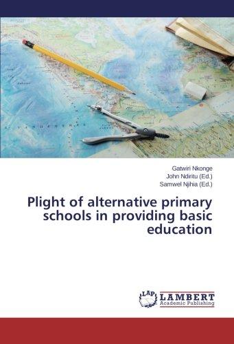 Plight of alternative primary schools in providing basic education pdf