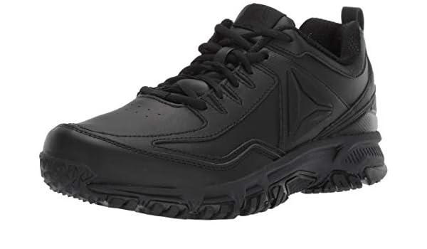 Reebok Mens Ridgerider Leather 4e Black Size: 9 X Wide