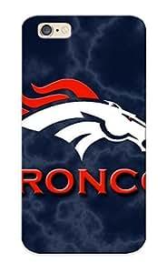 Hot Denver Broncos Nfl Football First Grade Tpu Phone Case For Iphone 6 Case Cover