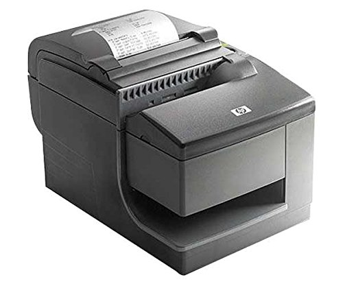 HP FK184AA-USED HP Used 203dpi Hybrid MICR Thermal Printer with 24VDC Powered US