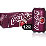 Coca Cola Cherry Coke, 12 Ounce (Pack of 12)