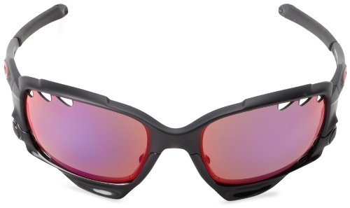 Gafas Oakley M de Jacket talla ciclismo negro negro color Racing BBwOE1
