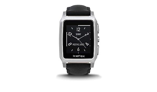Vector M1-20-004 Meridian - Smartwatch de acero inoxidable ...