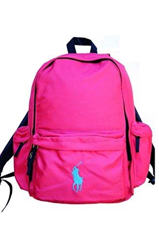 Polo Ralph Lauren Kids School Backpack Gym Sports Laptop - Sport Polo Bag Ralph Lauren