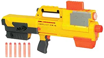 Nerf 21308 - N-Strike Deploy Cs-6 (Hasbro)