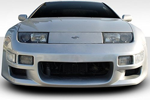 (Duraflex Replacement for 1990-1996 Nissan 300ZX Z32 Type G Front Bumper - 1 Piece)