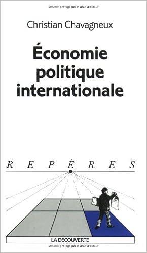 Livre gratuits Economie politique internationale epub pdf
