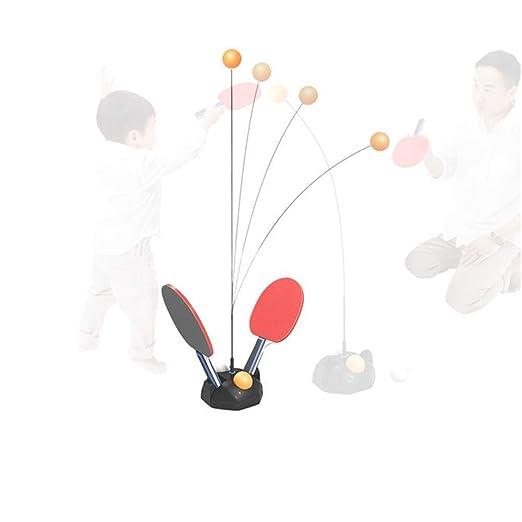 NAKELUCY Equipo de Entrenamiento de pádel Equipo de Rebote Robot ...