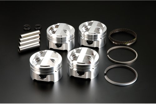 Tomei FORGED PISTON KIT 4AG 82.0mm - PISTON