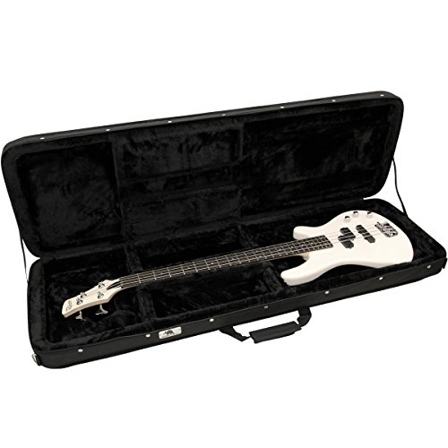 Armourdillo Lightweight Hard-Foam Case for Full-Size Bass Guitars